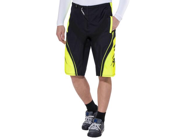 ONeal Element FR Shorts Men Blocker black/hi-viz